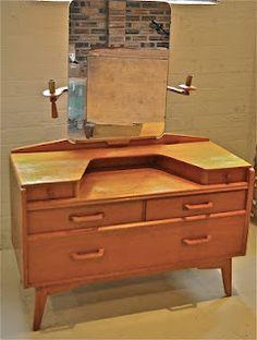 G Plan Dresser A Ziggy Sawdust Find Dressing Table