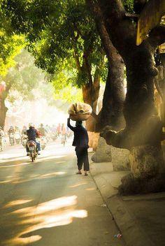 Dreaming #Autumn in #Hanoi