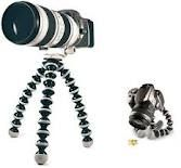 Camera Tripod Variations and Uses