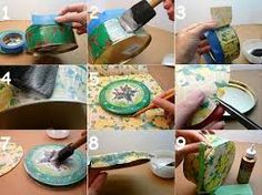 Resultado de imagen de como decorar latas de conserva