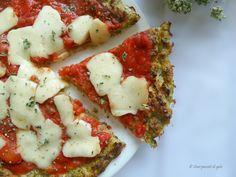 Pizza di zucchine light - Ricetta ideale anche per i più piccoli