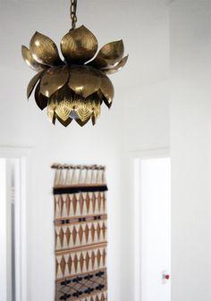 Dream lamp.
