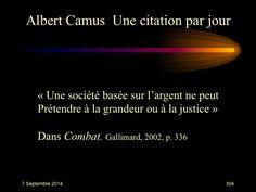 Albert Camus (1913-1960) n° 304