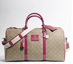 Love this Coach duffle bag!  lt 3 Coach Duffle Bag 25a5e895bb045