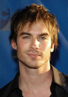 Ian Somerhalder... I think it's the combination of the hair, the jawline, the smirk and the piercing blue eyes...