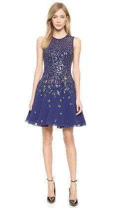 Rebecca Taylor Beaded Dress