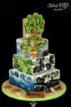 "Art of Green ""Unless"" by CAKE RAGA"