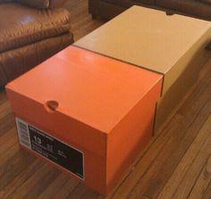 Beautiful Custom Jordan Shoe Box