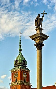 Beautiful Warsaw http://www.travelandtransitions.com/destinations/destination-advice/europe/