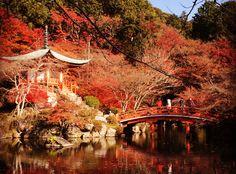 Daigo-ji temple,Kyoto,Japan