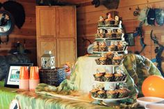 Hunting Birthday Party Ideas | Photo 2 of 18: « Previous Next »