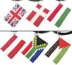 Brooches Handmade, Palestine, Friendship Bracelets, 2d, Beading, Unique, Jewelry, Beads, Jewlery