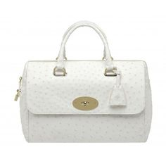 """Mulberry """"Del Rey"""" bag! found on Polyvore"""
