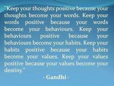 positive vibration!