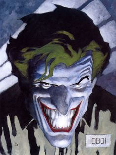 joderquebuenoes • Joker, por Scott Hampton