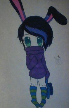 Chibi Bunny Me (: