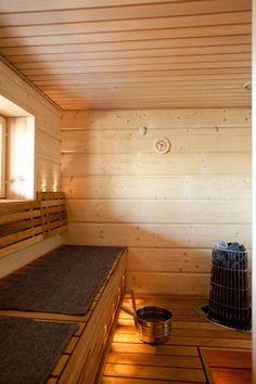 Hapero, sauna