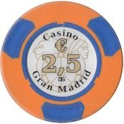 Casino Gran Madrid Colon Spain