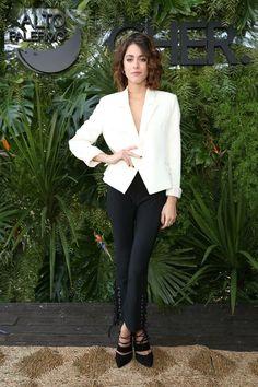 Designer Clothes, Shoes & Bags for Women Celebrity Singers, Celebrity Style, Violetta Disney, Beauty Elegant, Normal Girl, Latin Women, Beautiful Celebrities, Celebs, Street Style