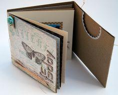 Schöne Dinge aus Papier: CD-Verpackung (Tutorial)
