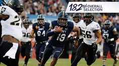 Round 6: Ravens Draft WR Keenan Reynolds At No. 182