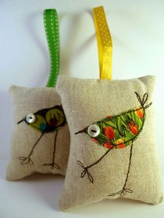 Quirky bits for the linen cupboard