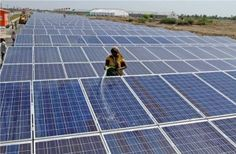 India Plans To Build The Largest Solar Plant In The World