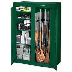 Gun Safes, Hand And Riffle Safes, Solid Wood Cabinets, Fast Shipping    CowBoy · Stack On ...