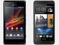 Vergelijking Sony Xperia M vs HTC One Mini | Versus OS