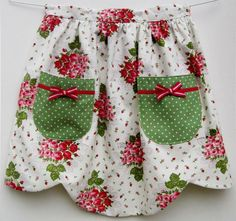 Vintage aprons 1930's-1980's PLEASE EMAIL FOR CURRENT STOCK.