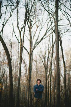 Senior session in the woods|mnewsom. Photography #senior #seniorboypose
