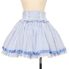 Angelic pretty アンジェリックプリティ ($99) ❤ liked on Polyvore featuring skirts