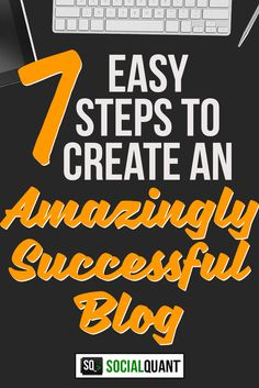 Ready to see how to create a successful blog for your business? Mike Allton breaks down the 7 essential steps to create a killer blog starting from scratch.