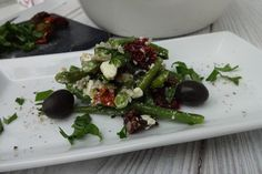 Bohnensalat griechisch