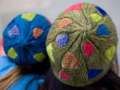 8094dcdad03a8 Emmisha-Jay Beanie   KnittyDeep Fall 2012 - Free pattern Knitting Hats