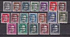 germany 1945 lokal stamps