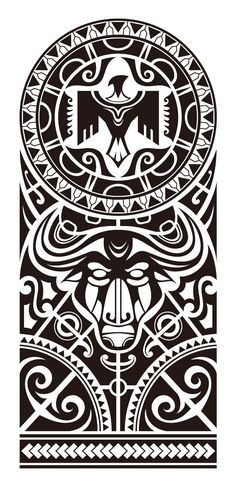 48 Coolest Polynesian Tattoo Designs: