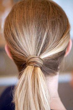 24+Ways+to+Make+Doing+Your+Hair+Incredibly+Easy - HarpersBAZAAR.com
