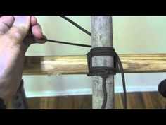 Top Outdoors Knots Series - Square Lashing