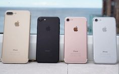 What color do you like most? 1_Gold  2_Rose Gold  3_Black  4_Silver  #iphone #iphone7 #mobile #mobiles #galaxys7 #iOS10 #galaxy #blacksea #waters #goodmorningpost #androidnesia #cameras #touch #id #10ヶ月#mp4 #ipadpro #applewatch #applebees