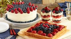 Driscoll's Celebrates the 4th of July  with a Big Berry Bang.  Great recipes.  www.driscolls.com