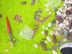spring sensory play - - Pinned by #PediaStaff.  Visit http://ht.ly/63sNt for all our pediatric therapy pins