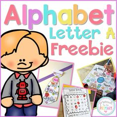 Creative ways to learn and practice the alphabet, including letter games, books, crafts, and FREE printable resources to build letter and phonics skills.