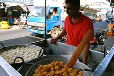 When you visit Mauritius, you must try authentic Mauritian street food!