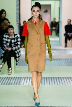 Prada - Fall 2015 Ready-to-Wear - Look 5 of 42