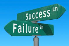 "Failure is a scary word that carries a very negative connotation: ""I'm a failure."" ""He's a failure."" ""I don't want to be a failure."" The word failure Rebuilding Credit, St Just, Jobs, Start Ups, Success And Failure, Success Criteria, Career Success, Achieve Success, Financial Success"