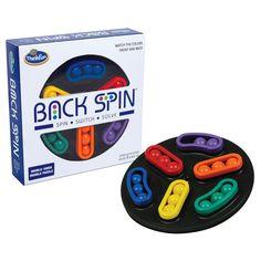 Back Spin, golyós logikai játék 8 éves kortól - ThinkFun
