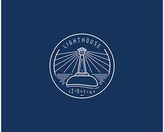 Coastal cafe logo on Behance