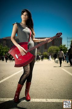 Marceline (Adventure Time) #Cosplay
