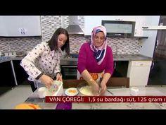 Van Çöreği Tarifi - YouTube Youtube, Balcony, Youtubers